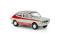 Brekina 22510 Fiat 127 Fiat Abarth (grau) von Starline