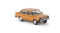 Brekina 22606 Fiat 131, orange (Rechteckscheinwerfer) von Drummer
