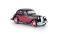 Brekina 24555 BMW 326 schwarz/rot, TD