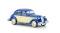 Brekina 24559 BMW 326, blau/hellelfenbein, TD
