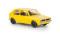 Brekina 25538 VW Golf I signalgelb Economy