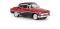 Brekina 27157 Wartburg 311 Coupé rot/schwarz, TD