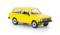 Brekina 27626 Volvo 66 Kombi gelb