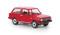 Brekina 27628 Volvo 66 Kombi rot