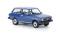 Brekina 27629 Volvo 66 Kombi blau