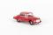 Brekina 28018 Auto Union 1000 S Limousine, karminrot, TD