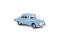 Brekina 28019 Auto Union 1000 S Limousine, pastellblau, TD