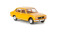 Brekina 29115 Peugeot 504, gelb
