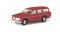 Brekina 29259 Volvo Amazon Kombi, karminrot, TD