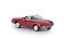 Brekina 29600 Alfa Romeo Spider Fastback, rosso corso, TD