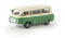 Brekina 30038 Barkas B 1000 Bus, beige/grün, TD