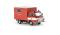 Brekina 30358 Barkas B 1000 Koffer Feuerwehr Leipziger Land, TD