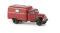 Brekina 30712 Robur Garant Koffer Feuerwehr Nachrichtenübertragung, TD
