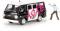 Brekina 34314 Dodge A 100 Bus A.C.A.B, TD mit Figur (US)