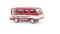 Brekina 34320 Dodge A 100 Bus Moonside Preschool, TD (US)