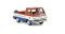 Brekina 34332 Dodge A 100 Pick-up Hemmings Motor News, TD (US)