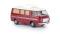 "Brekina 34408 Fiat 238 Camper ""Weinsberg"", rubinrot, TD"