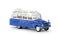 Brekina 58186 Hanomag L 28 Lohner Austrobus von Starline