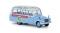 """Brekina 58188 Hanomag L 28 Lohner-Bus """"ÖBB/Reiseland"""" von Starline"""
