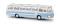Brekina 58280 Neoplan NH 12, hellelfenbein/pastellblau von Starline
