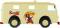 Brekina 58303 Elektro-Paketwagen Sarotti von Starline