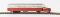 Brekina 64250 Sylter Inselbahn LT 4, hellelfenbein/rot, H0m, ohne Antrieb, TD