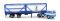 Brekina 71818 LIAZ 706 2x 20ft-Tankcontainer-SZ Leuna