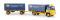 Brekina 85050 Scania LB 76 PP-Zug ASG