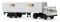 Brekina 85264 DAF FT 2600 Koffer-SZ van Gend & Loos  (NL)