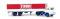 Brekina 98510 Scania LB 76 Koffer-SZ Findus