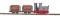 Busch 12014 Start-Set Ziegeltransport