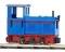 Busch 12122 LKM Ns 2f,Blau/Rot H0f
