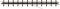 Busch 12306 1 Anschlussgleis 133,2 mm  H0f
