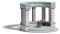 Busch 1568 Säulenbogen H0