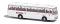 Busch 200106550 Plaxton Reisebus