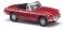 Busch 200120211 MGB Roadster, rot N