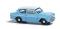 Busch 200692288 Ford Anglia blau/weiß N