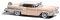 Busch 201108578 Ford Edsel Citation rosa H0