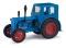 Busch 210006401 Traktor Pionier blau