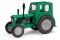 Busch 210006410 Traktor Pionier grün Exquisi