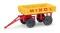 Busch 210007600 Agriculture truck H0