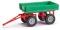 Busch 210009506 Anhänger/E-Karre grün