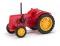 Busch 211006802 Traktor Famulus rot TT