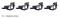 Busch 39990 $ Standardkupplungen TT