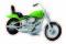 Busch 40155 US-Motorrad grün