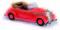 Busch 40510 Mercedes 170S Cabrio rot