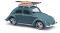 Busch 42734 VW Käfer mit Dachgepäckträge