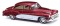 Busch 44722 Buick  50 »Delux« rot