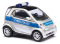 Busch 46149 Smart Fortwo 07 Cyber-Polize
