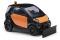 Busch 46169 Smart City Coupe m. Schneesc
